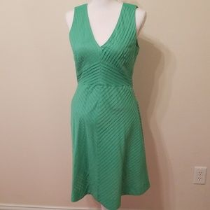 J Crew Factory green dress